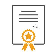 تقدیرنامه ها و مجوزها