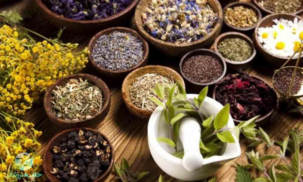 پرورش ارگانیک گیاهان دارویی